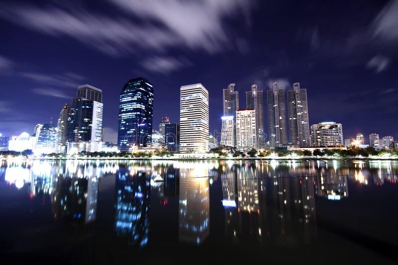 De Stad van Bangkok