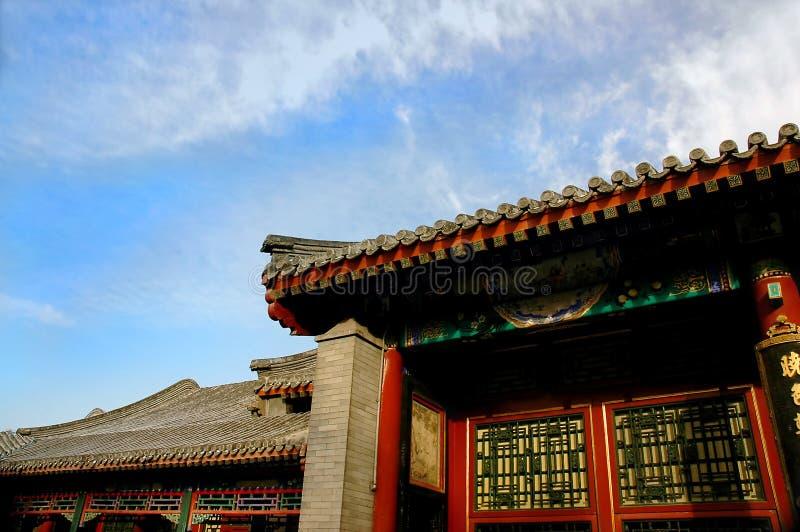 De stad van China stock fotografie