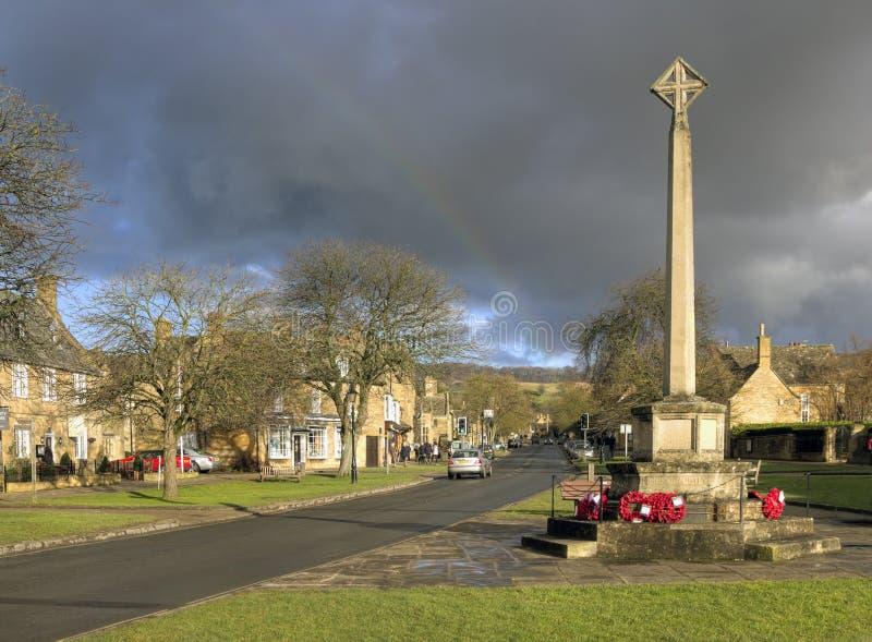 De Stad van Cotswold, Engeland royalty-vrije stock foto