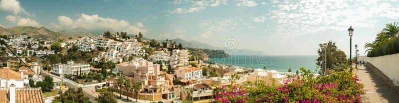 De Stad van Granada, Spanje stock afbeelding