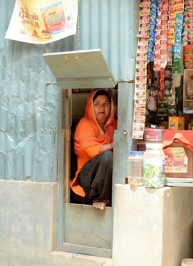 De Stad van Katmandu, Napel stock afbeeldingen