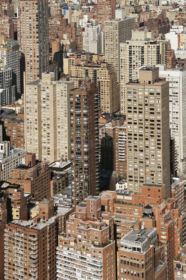 De Stad van New York. royalty-vrije stock afbeelding