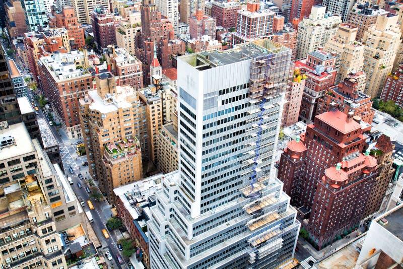De Stad van New York royalty-vrije stock afbeelding