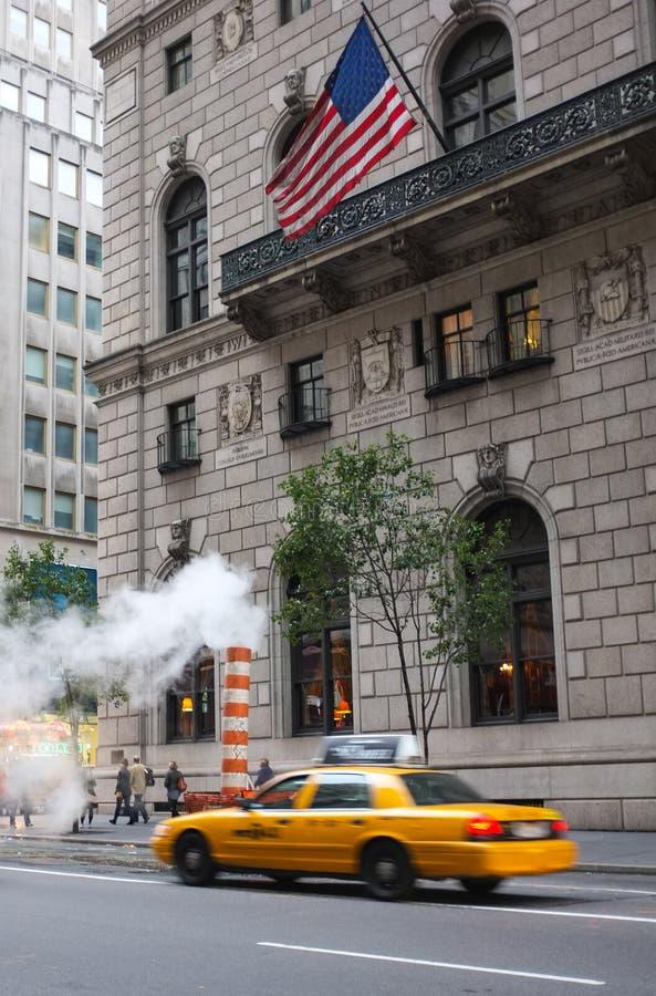 De Stad van New York, Amerika stock afbeelding