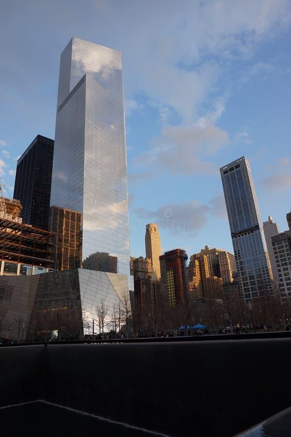De Stad van New York, ERE stock fotografie