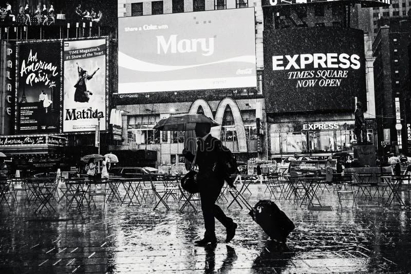 De Stad van New York - Times Square