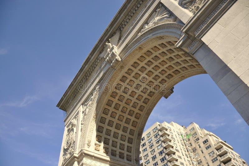 De Stad van New York van het Dorp van Greenwich stock afbeeldingen