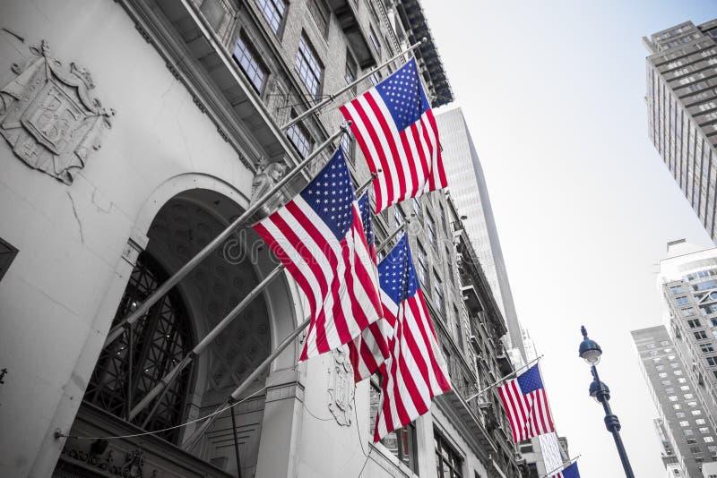 De Stad van New York, Verenigde Staten royalty-vrije stock foto's