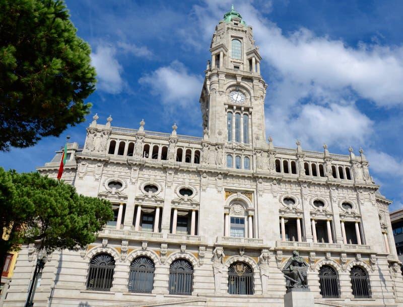 De Stad van Porto van Portugal royalty-vrije stock afbeelding