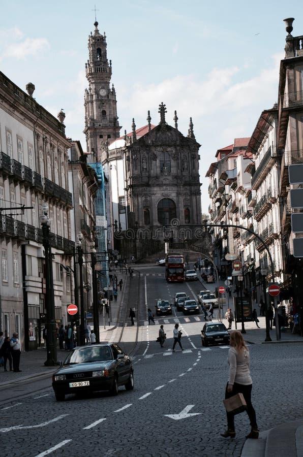 De Stad van Porto van Portugal royalty-vrije stock foto's