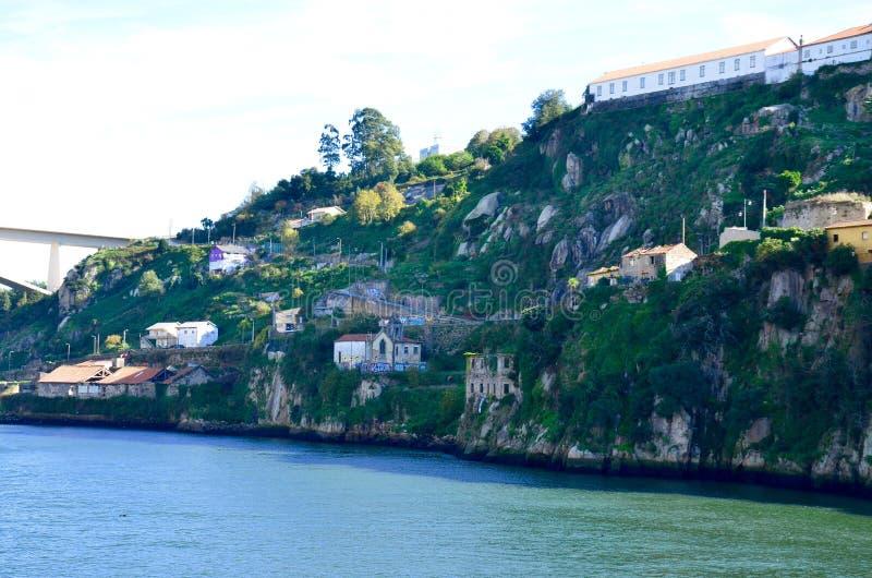 De Stad van Porto van Portugal royalty-vrije stock fotografie