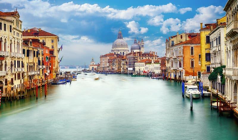 De stad van Venetië stock fotografie