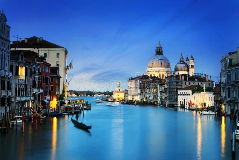 De stad van Venetië royalty-vrije stock foto