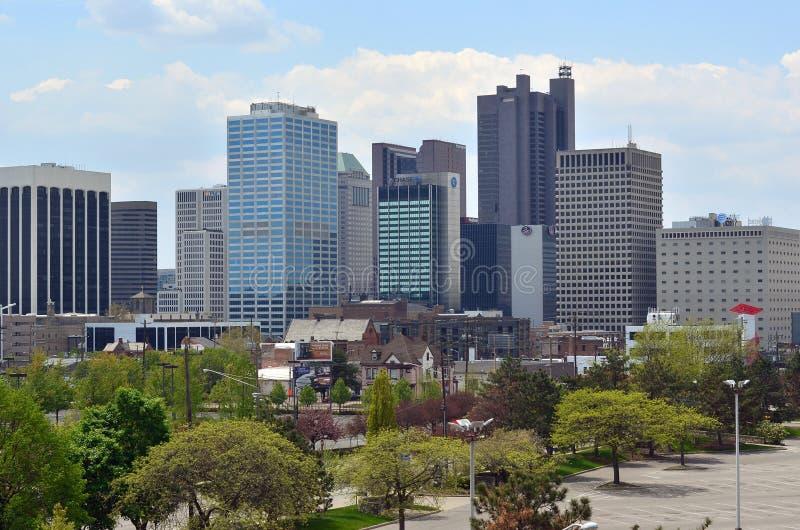 Download De Stadshorizon Van De Binnenstad Redactionele Stock Foto - Afbeelding bestaande uit skyline, columbus: 54082183