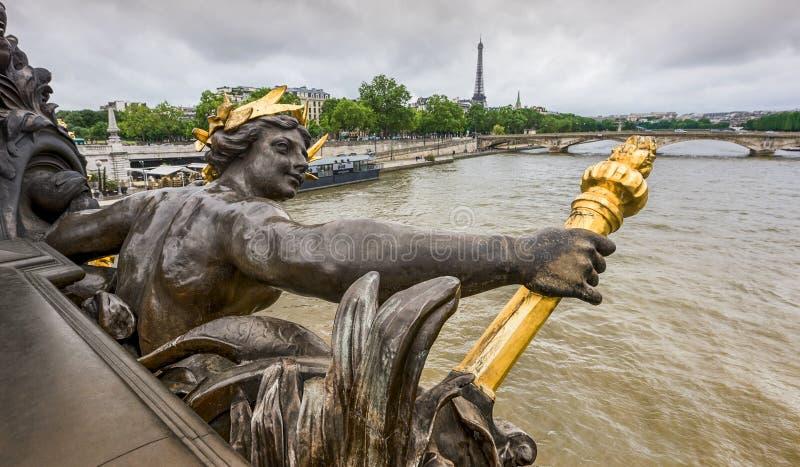 De Stadsmening van Parijs royalty-vrije stock fotografie