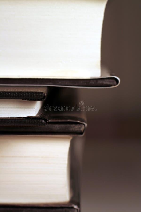 De Stapel van het boek royalty-vrije stock fotografie