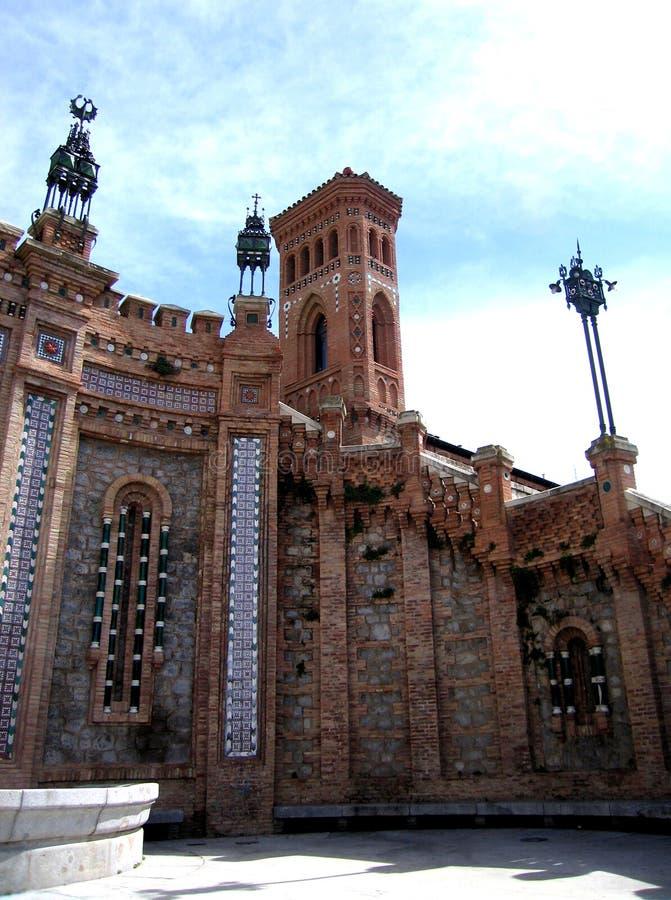 De Stappen in Teruel, Spanje stock foto