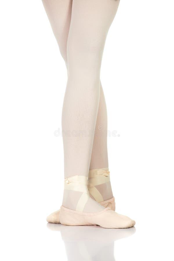 De Stappen van het ballet royalty-vrije stock foto