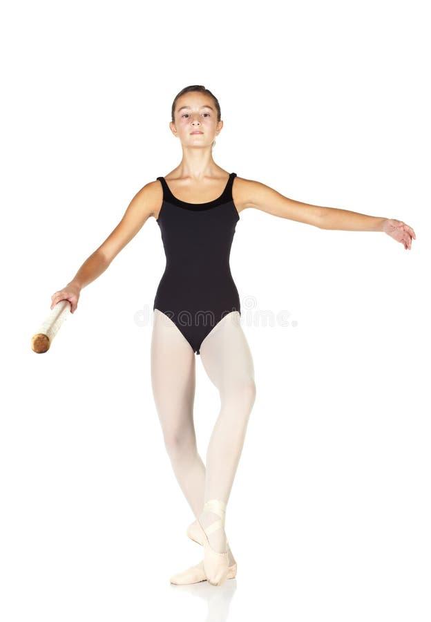 De Stappen van het ballet royalty-vrije stock foto's