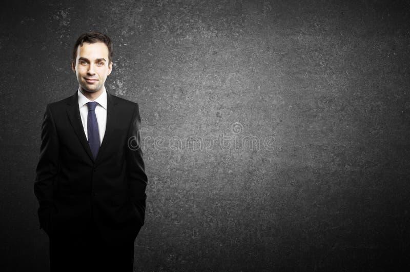 De status van de zakenman stock afbeeldingen