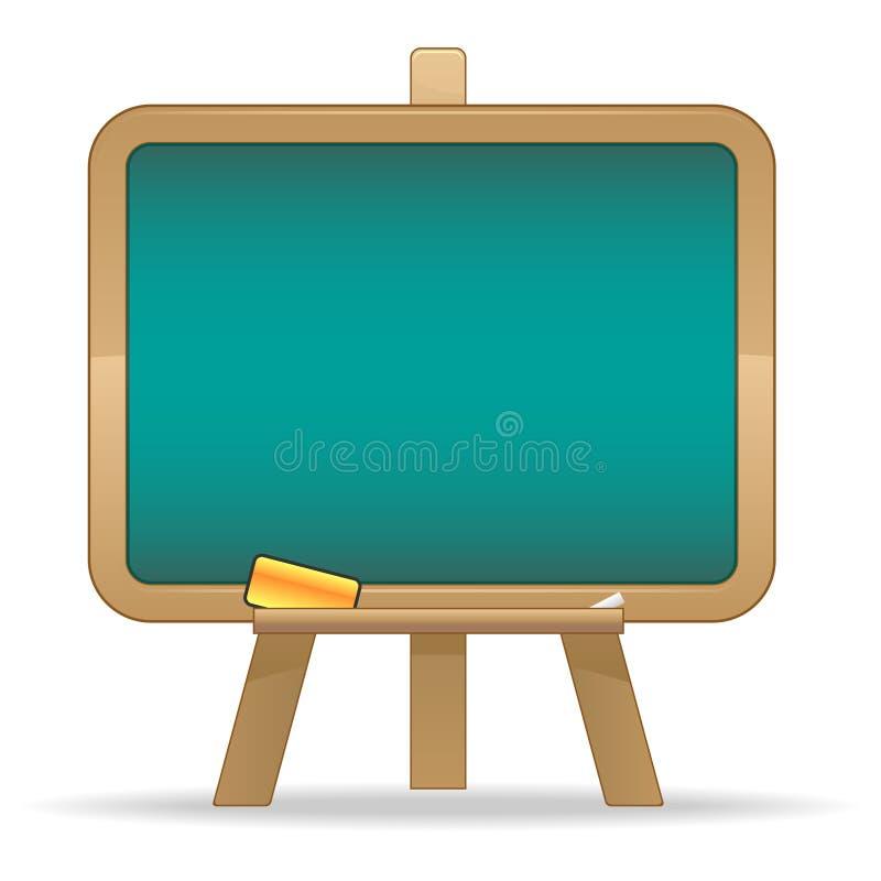 De Status van het Pictogram van het bord stock illustratie