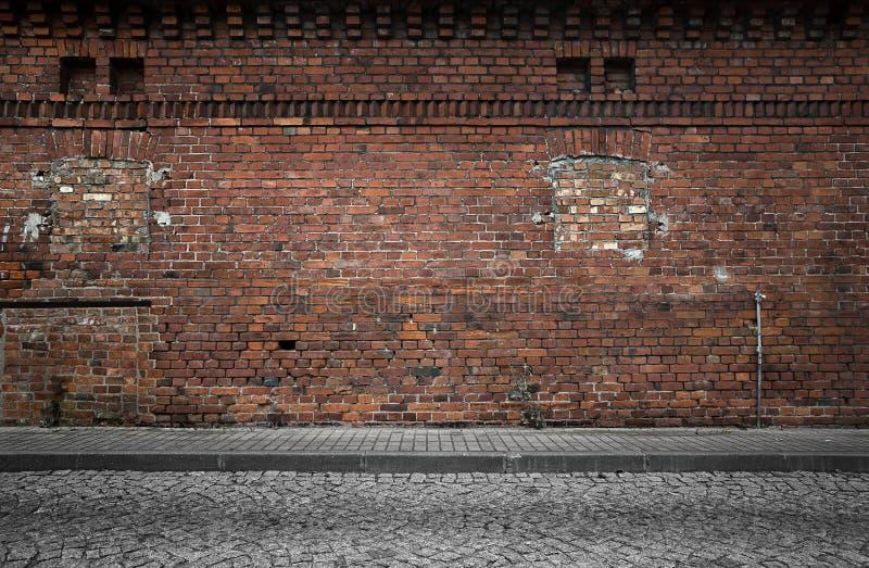 De stedelijke achtergrond van Grunge stock foto's