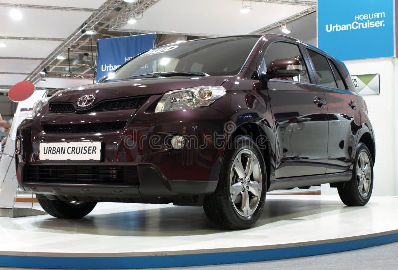 De Stedelijke Kruiser van Toyota royalty-vrije stock afbeeldingen