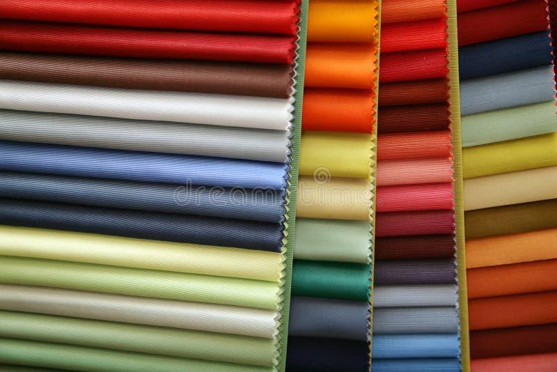 De steekproeven van de kleur stock foto