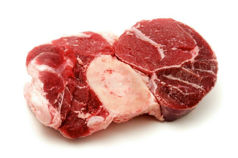 De steel van het kalfsvlees stock foto's
