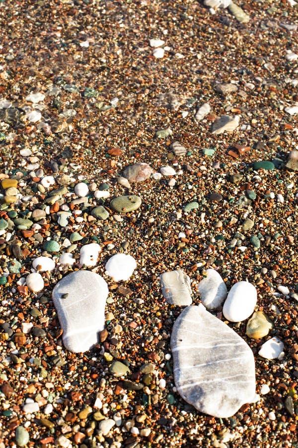 De steen betaalt royalty-vrije stock foto