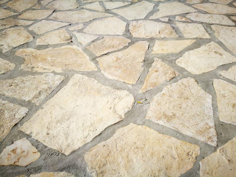 De steen, mozaïek, kamen, landschap royalty-vrije stock afbeelding