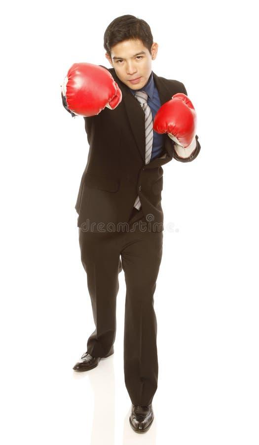 De Stempel van het knockout stock foto's