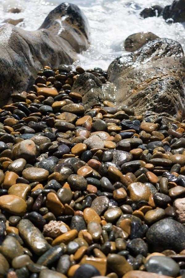 De stenen stock afbeelding