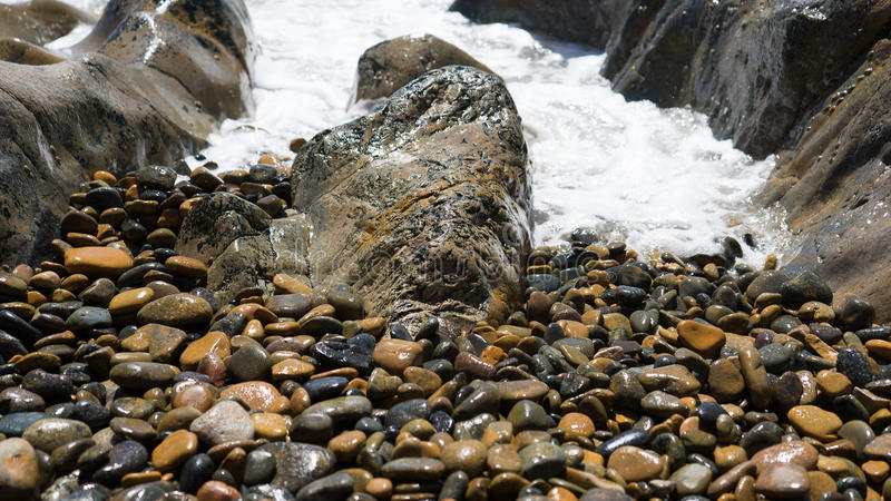 De stenen royalty-vrije stock fotografie