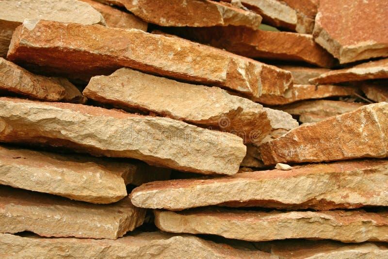 De stenen van de tuin _2 stock afbeeldingen