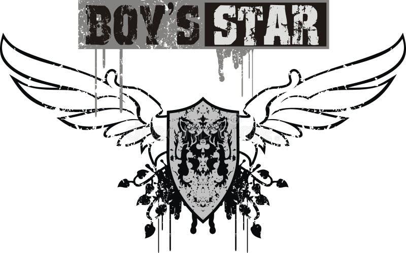 De Ster van jongens stock afbeelding