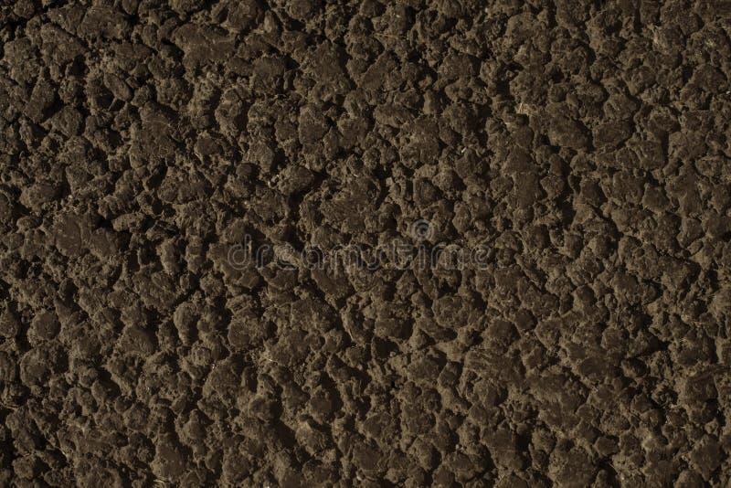 De stevige abstracte textuur van mestmassa's royalty-vrije stock foto's