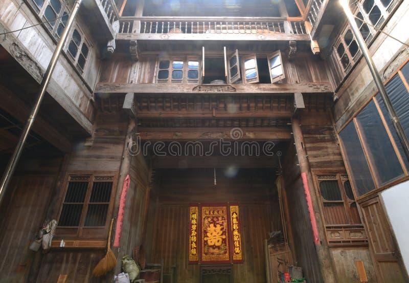 Download De Stijlarchitectuur Van Hui Stock Foto - Afbeelding bestaande uit quaint, hout: 29512642
