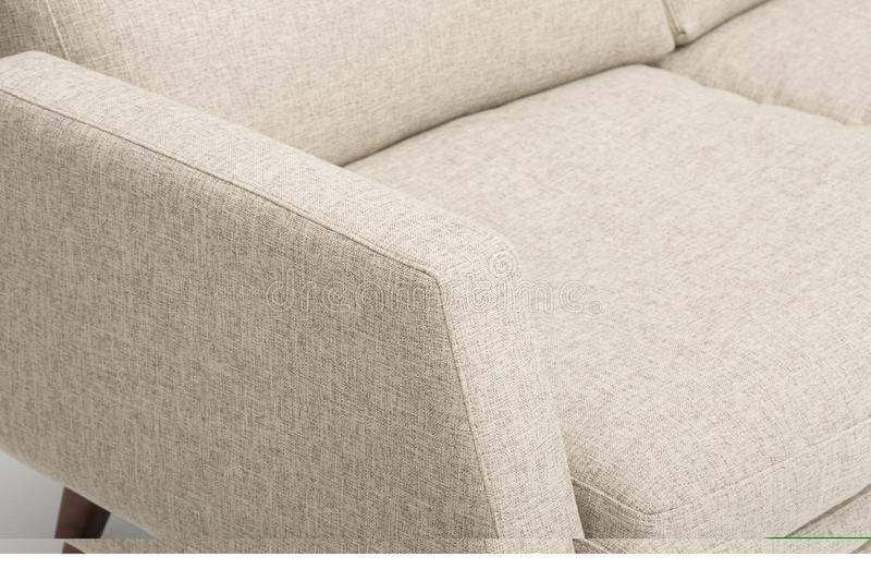 De Stoel van de Alvaradozitkamer, Coral Springs Lounge Chair, Barlow Armchair royalty-vrije stock afbeelding