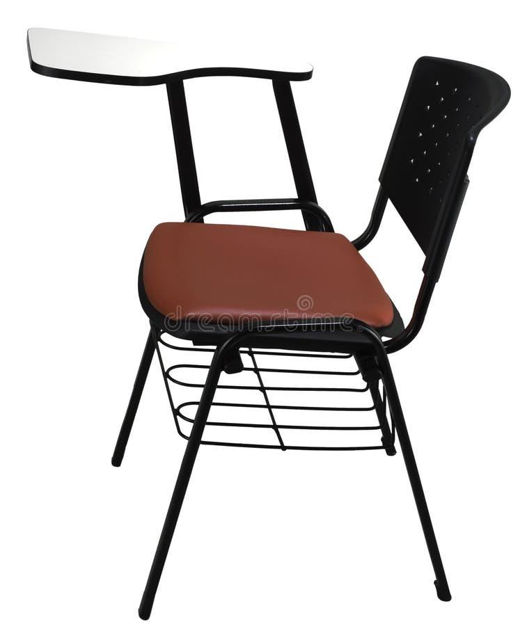 De stoel van de school stock afbeelding