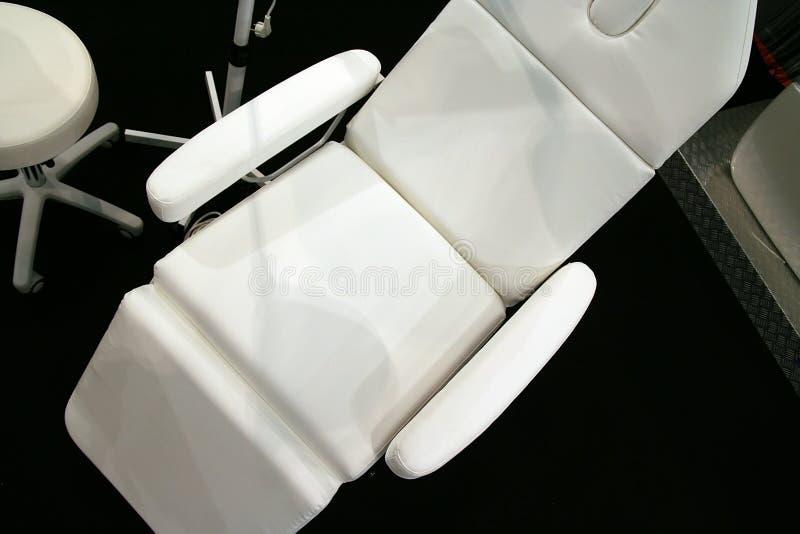 De stoel van de tandarts royalty-vrije stock foto's
