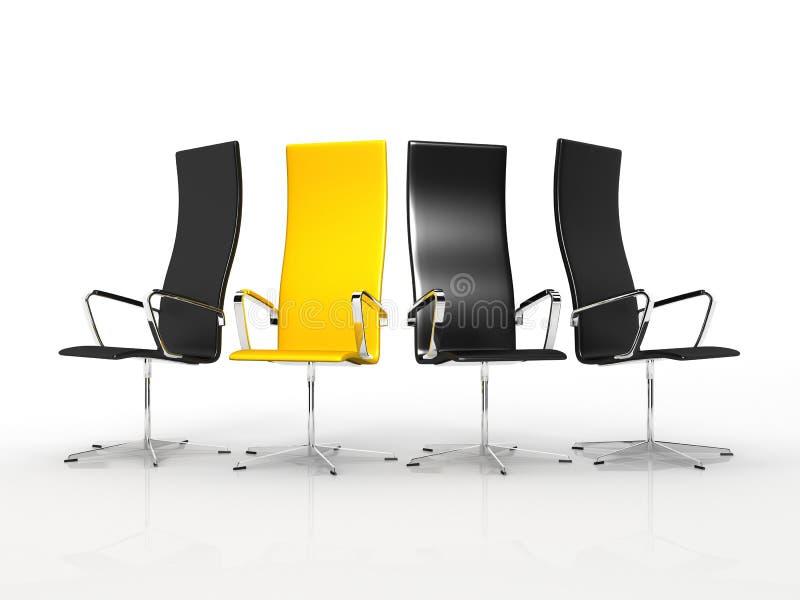 De stoelen