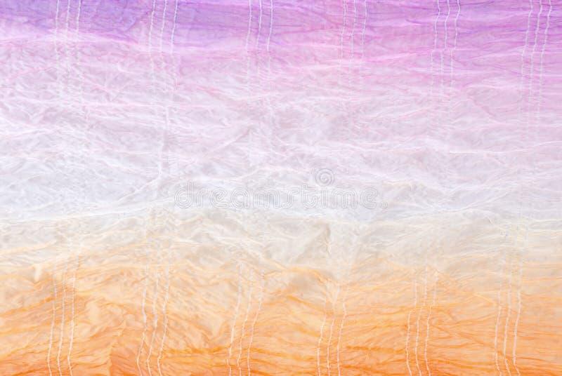 De stof van de kleur stock fotografie