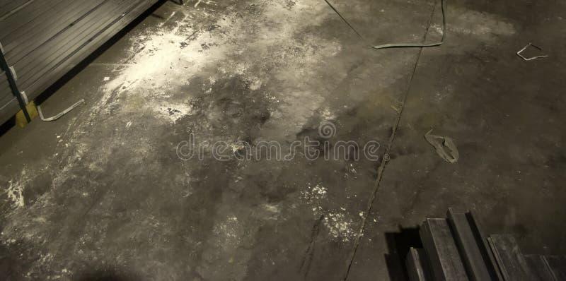 De stof van het gipspoeder stock afbeeldingen