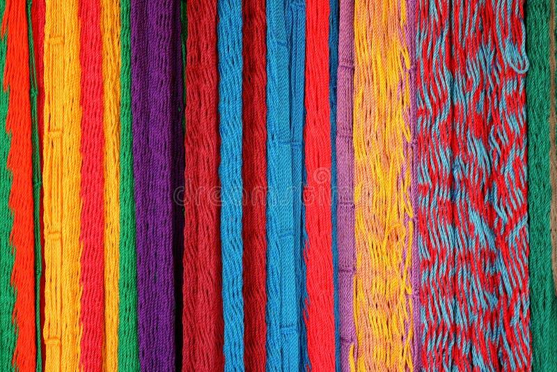 Download De Stoffen van de hangmat stock afbeelding. Afbeelding bestaande uit stof - 280833