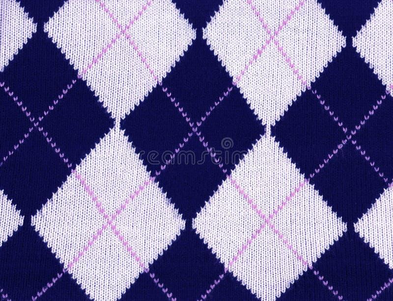 De stoffenachtergrond van de wol. stock afbeelding