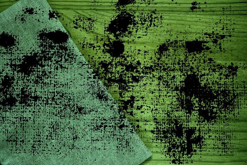De stoffenoppervlakte van het Grunge ultra groene Linnen voor model of ontwerpergebruik, de steekproef van de boekdekking, monste stock afbeeldingen