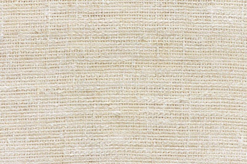 De stoffentextuur van het linnen royalty-vrije stock foto