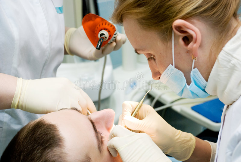 De stomatologie stock afbeelding