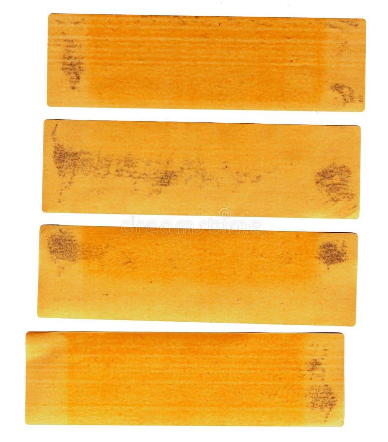 De strepen van de band royalty-vrije stock fotografie